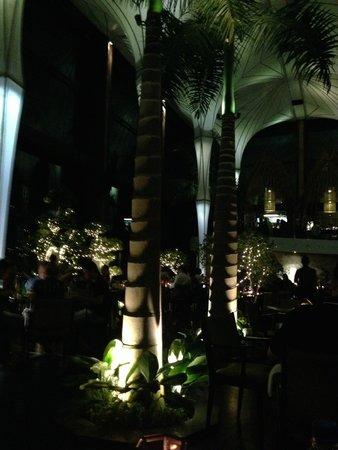 Merah Putih Restaurant: View from table