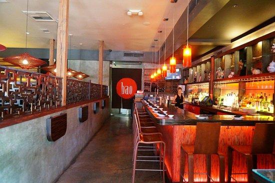 Bao Dim Sum House: Bar
