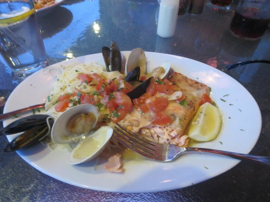 Ortley Beach, Nueva Jersey: Mussels and Clams...