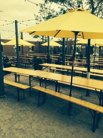 Green Valley Ranch Beer Garden