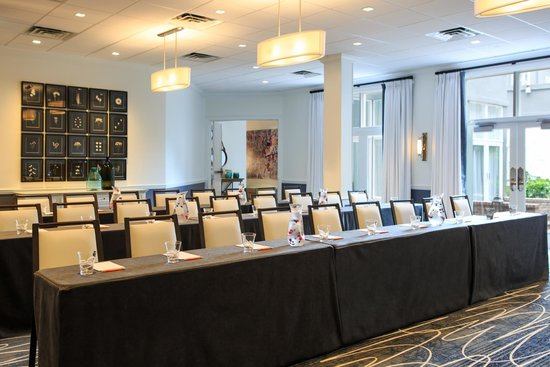 slate meeting room - picture of the kimpton brice hotel, savannah