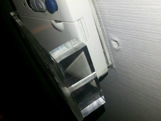 W Santiago: control para aire acondicionado