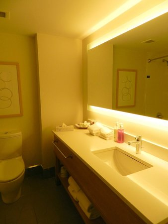 Coast Bastion Hotel: Bathroom