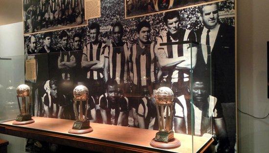 Fanaticos Futbol Tours: Museo Peñarol