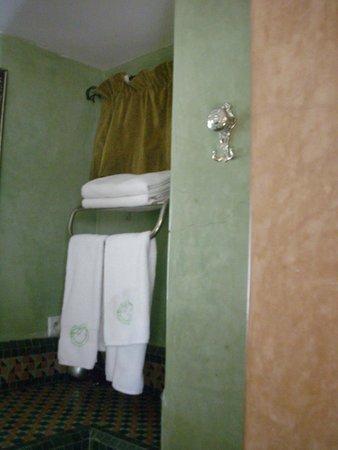 Palais Sebban: Bathroom