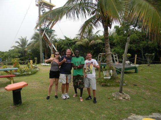 H'Evans Scent : After 5 ziplines