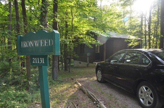 The Inn & Spa at Cedar Falls: Cottage