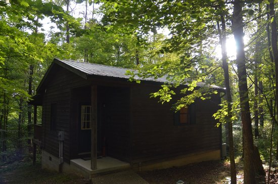 The Inn & Spa at Cedar Falls: Cottage1