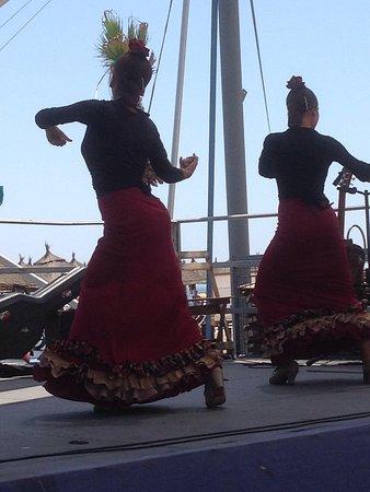 Marriott's Marbella Beach Resort: Local Feria