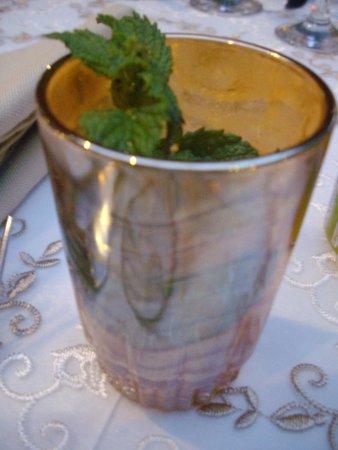 Palais Sebban: Mint Tea!