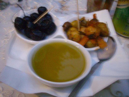 Palais Sebban: Olives & Olive Oil