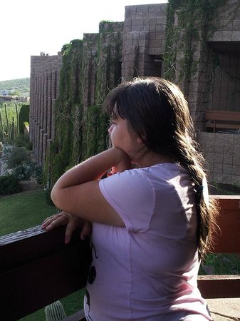 Loews Ventana Canyon Resort: Mesmerizing view