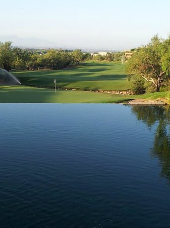 Loews Ventana Canyon Resort: AMAZING golf course
