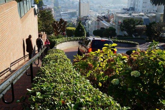 Lombard Street: Linda visão