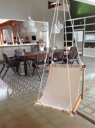 Los Patios Hotel: Dining Room