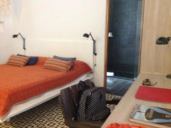 Los Patios Hotel: My bedroom