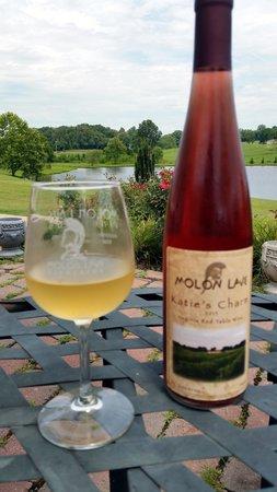 Molon Lave Vineyards: Rosé