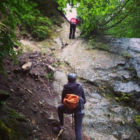Alaska Backcountry Access LLC: The first descent.