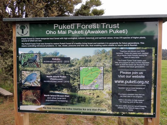 Adventure Puketi: Beginning of tour