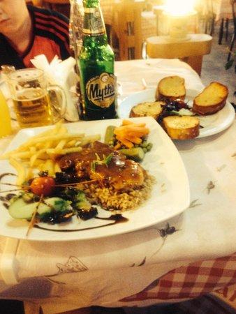 Apollo Restaurant: Meals in Apollo