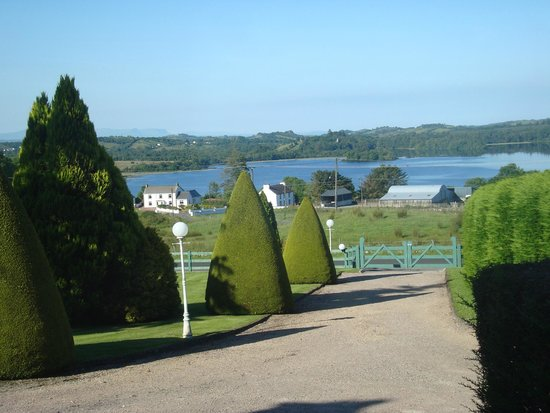 The Arches Country House: View from our room