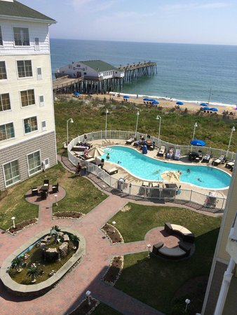 Hilton Garden Inn Outer Banks/Kitty Hawk: View from Room
