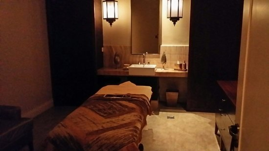 Palace Downtown : Spa rooms