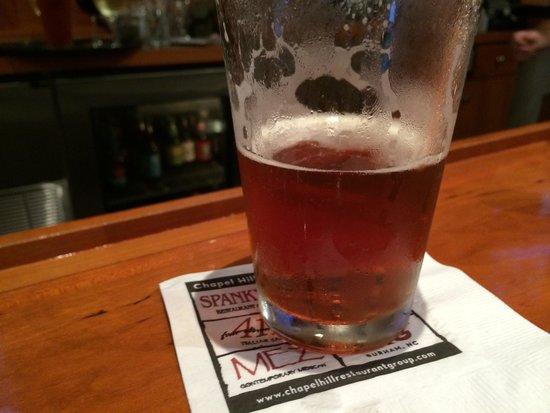 Spanky's Restaurant : copper ale
