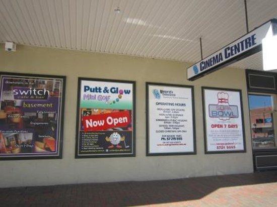 Wangaratta, Australia: signs