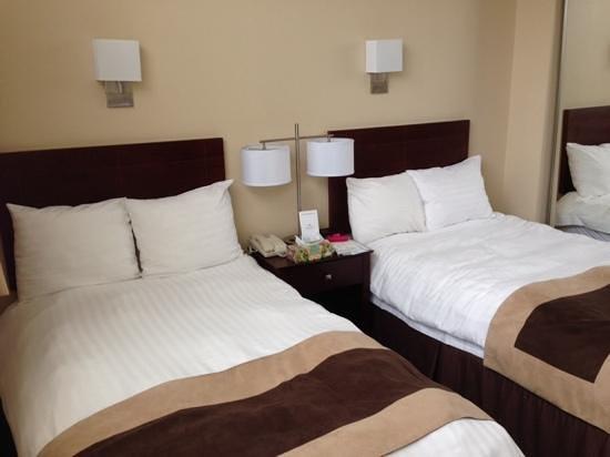 Pointe Plaza Hotel: ゲストルーム