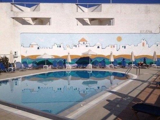 Irilena Apartments: All at Sea))