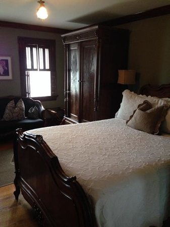 Carter House Inns: our beautiful room