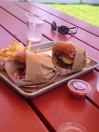 Gott's Roadside: Burgers
