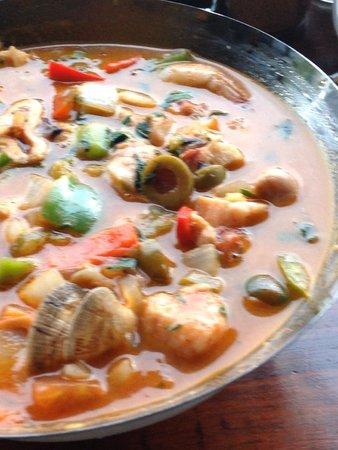 El Timon: Seafood Stew