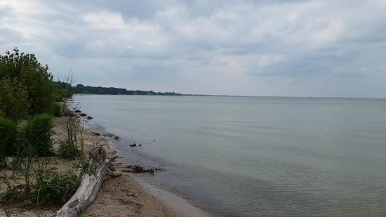 Bay City State Recreation Area: Lake Huron