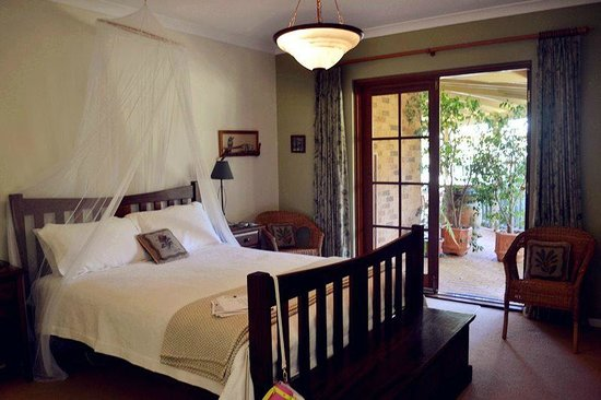 Pinda Lodge: Our bedroom
