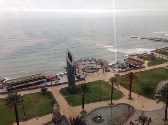 JW Marriott Hotel Lima: vista desde la habitación