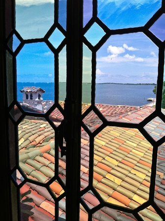 Pay the extra $20 and get the docent tour up to the tower of the Ringling Mansion
