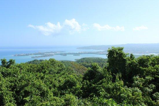 Chukka Caribbean Adventures : Montego Bay overlook