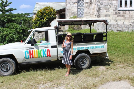 Chukka Caribbean Adventures : old church