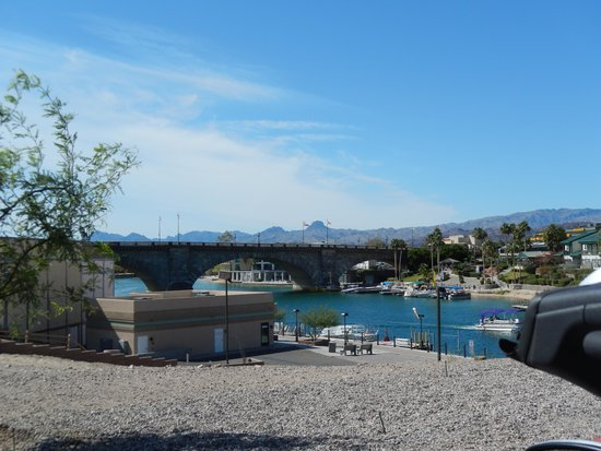 Hampton Inn Lake Havasu City : The famous London Bridge