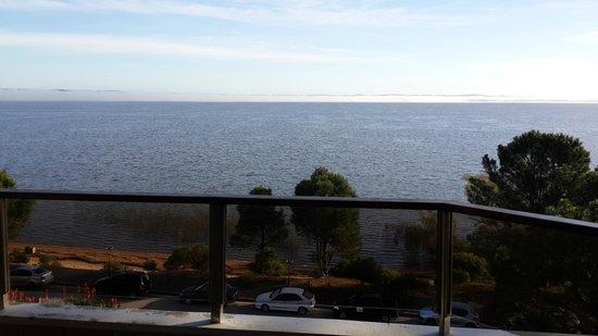 Hotel Del Lago Golf & Art Resort: balcon con vista