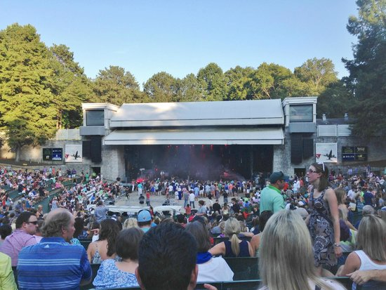 Chastain Park Amphitheater: Chastain Park Amplitheatre