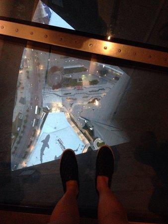 CN Tower: Floor