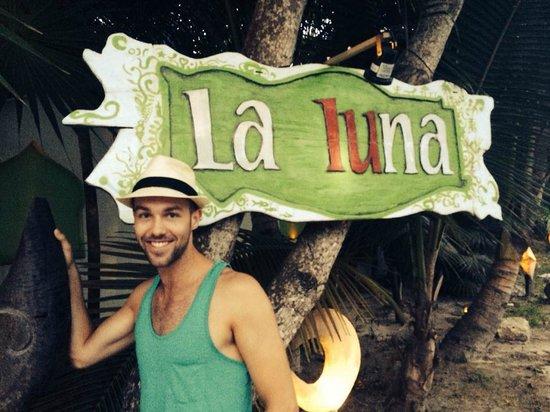 Restaurante Las Estrellas: Our Cabana right next to restaurant Las Estrellas