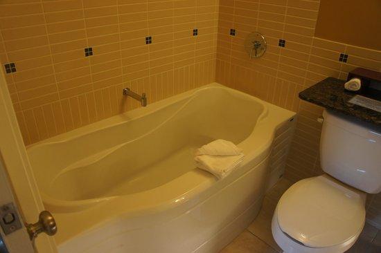 Summerland Waterfront Resort & Spa: tub