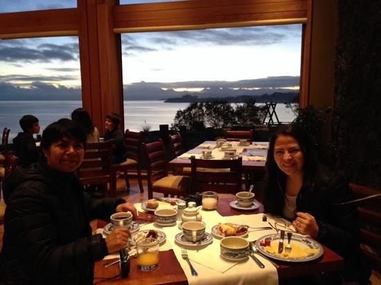 Hotel Cumbres Puerto Varas: Ivonne Diaz
