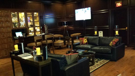 Silver Reef Hotel Casino Spa: Silver Reef Cigar Lounge