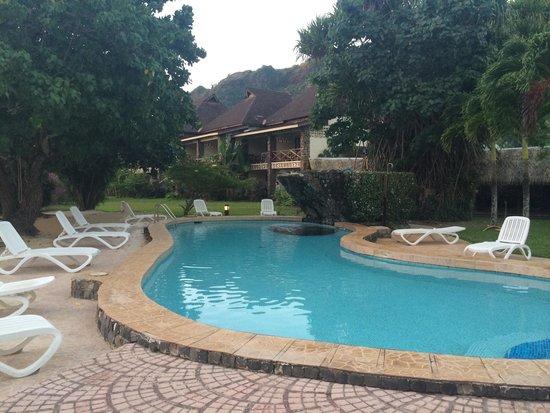 Club Bali Hai Moorea Hotel : Pool