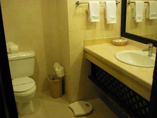 Vista Sol Punta Cana: Salle de bain